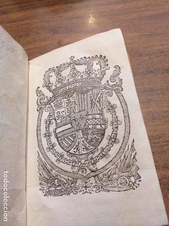 Libros antiguos: Ordenanza de Compañías provinciales de Artilleros, Bombarderos y Minadores de orden de S. M. - Foto 3 - 29452471