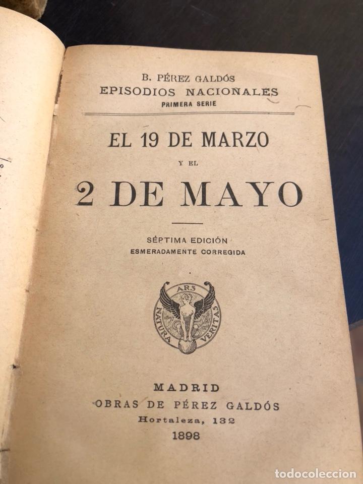 Libros antiguos: Lote de libros antiguos - Foto 3 - 193707275