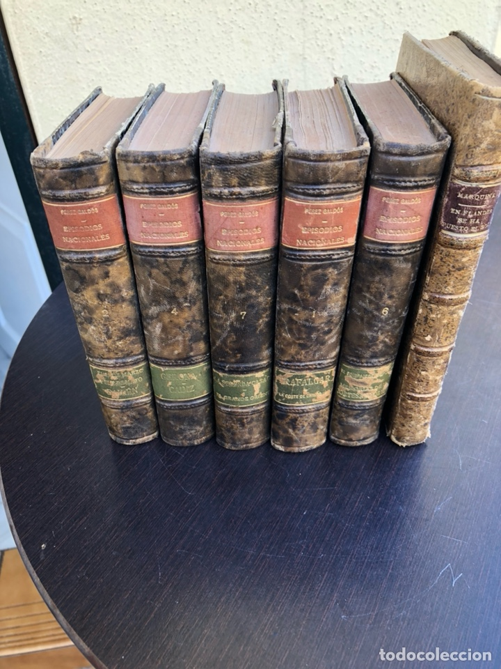 LOTE DE LIBROS ANTIGUOS (Libros Antiguos, Raros y Curiosos - Literatura - Otros)