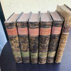 Libri antichi: LOTE DE LIBROS ANTIGUOS. Lote 193707275