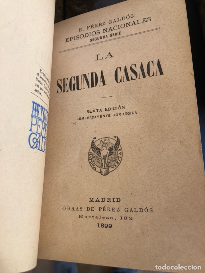 Libros antiguos: Lote de libros antiguos - Foto 10 - 193707275