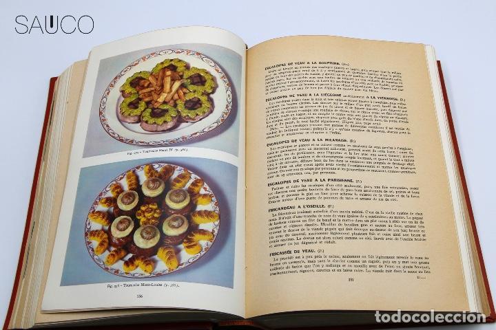 Libros antiguos: LIBRO DE COCINA LART CULINAIRE FRACAIS - Foto 4 - 193791492