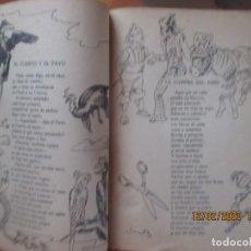 Libri antichi: LAS MEJORES FÁBULAS DE IRIARTE Y SAMANIEGO ILUSTRADAS POR JUNCEDA (MARÍA BORRAT, 1940). Lote 193808208