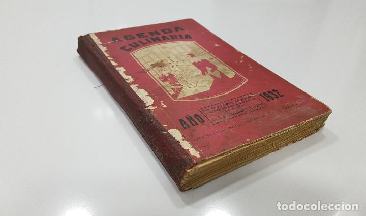 Libros antiguos: AGENDA CULINARIA 1932 por la Duquesa Laura - Foto 5 - 193817855