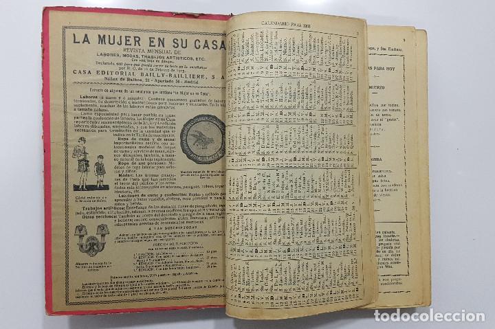 Libros antiguos: AGENDA CULINARIA 1932 por la Duquesa Laura - Foto 2 - 193817855