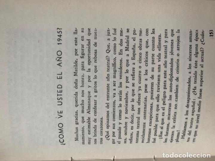 Libros antiguos: Almanaque del Café Castilla Madrid 1945 - Foto 5 - 193821246