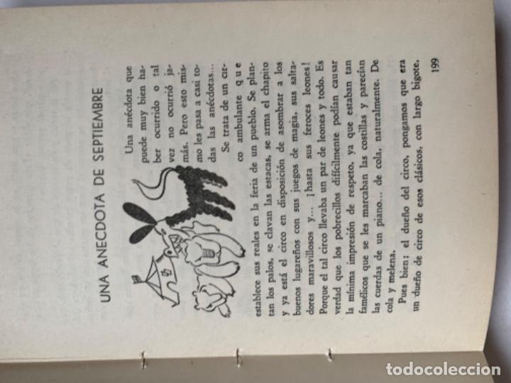 Libros antiguos: Almanaque del Café Castilla Madrid 1945 - Foto 7 - 193821246