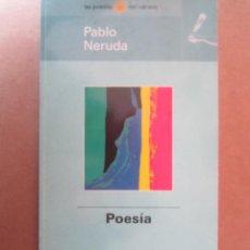 Libros antiguos: LIBRO LAS POESIAS DEL VERANO PABLO NERUDA. Lote 193833307