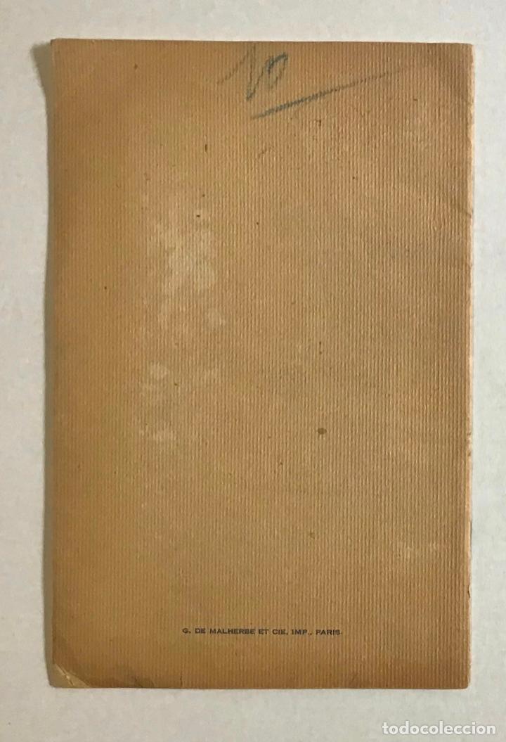 Libros antiguos: LA SITUATION ACTUELLE EN ESPAGNE. - Foto 2 - 123151562