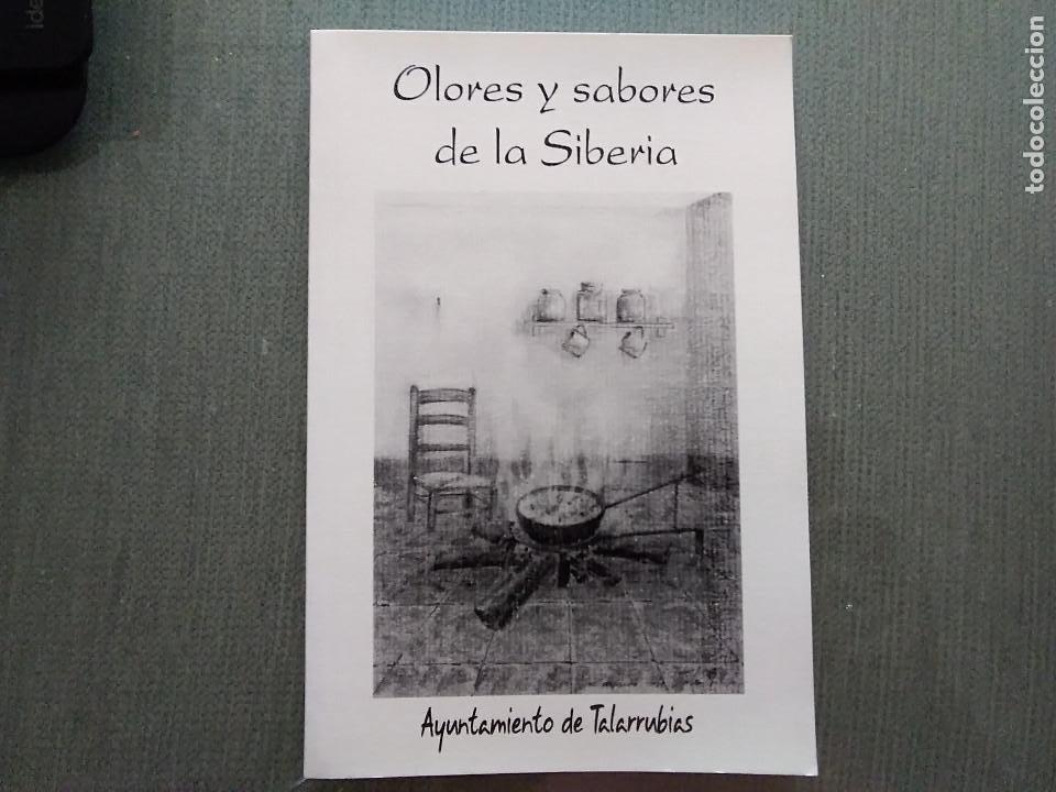 LIBRO OLORES Y SABORES DE LA SIBERIA (Libros Antiguos, Raros y Curiosos - Cocina y Gastronomía)