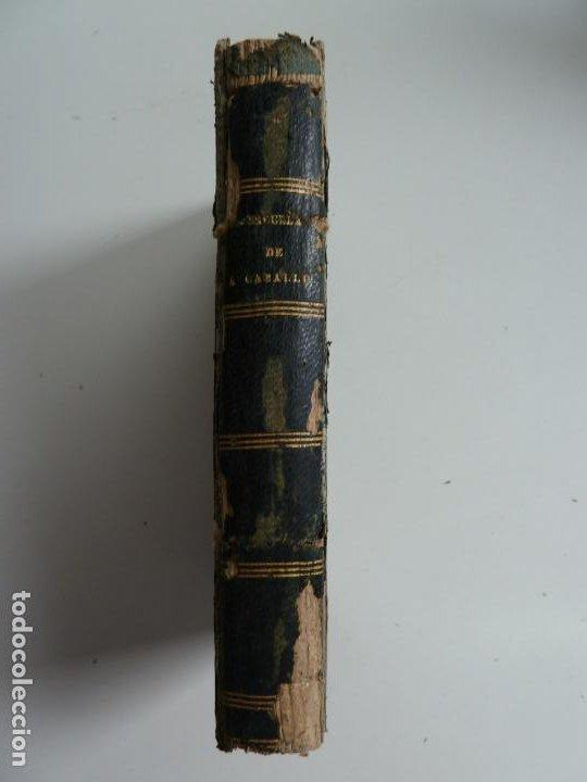 Libros antiguos: NUEVO TRATADO DE LA ESCUELA DE A CABALLO SEGUIDO DE UN DICCIONARIO DE EQUITACIÓN. LAYGLESIA. 1833 - Foto 3 - 194012658