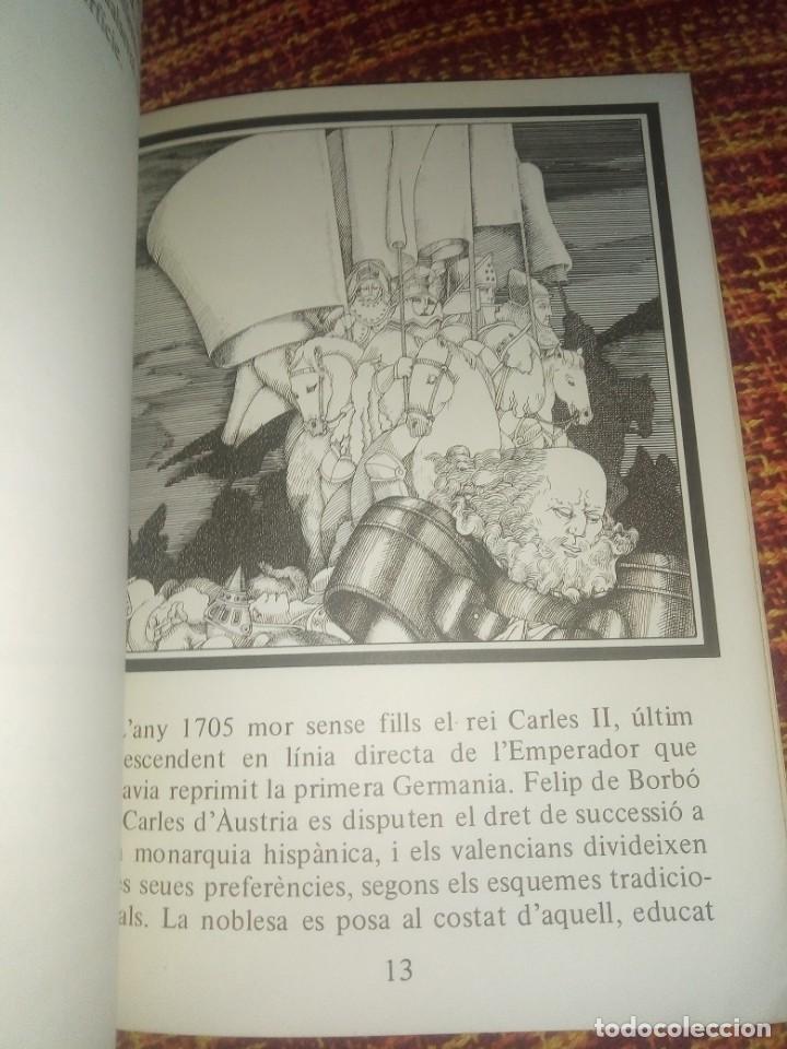 Libros antiguos: 25 Dabril día de les llibertats del país Valencia - Edición 1979 - Foto 3 - 194059361