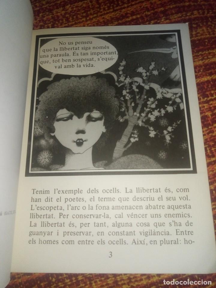 Libros antiguos: 25 Dabril día de les llibertats del país Valencia - Edición 1979 - Foto 4 - 194059361