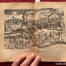 Livros antigos: 1932. LE VISAGE SEXUEL DE L´INQUISITION. ROLAND GAGEY. PARIS IMPRENTA JEMMAPES. 1 EDICION. Lote 194059732