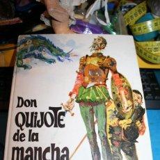 Libros antiguos: LIBRO EL QUIJOTE CERVANTES 1971. Lote 194067707