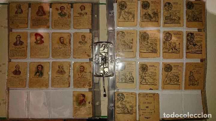 Libros antiguos: Archivador con 294 mini cuentos de calleja antiguos originales , leer descripcion - Foto 5 - 194089111