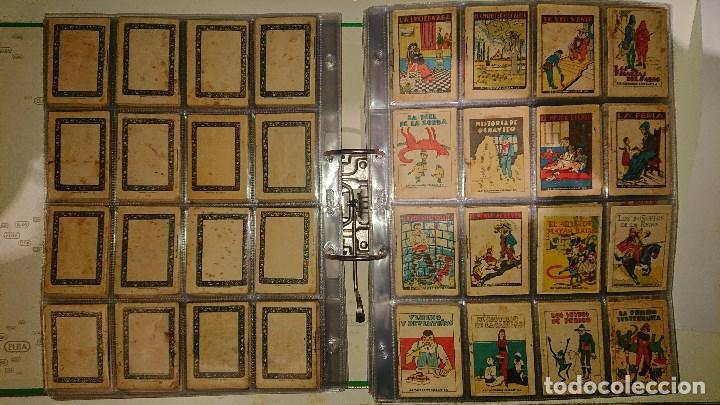 Libros antiguos: Archivador con 294 mini cuentos de calleja antiguos originales , leer descripcion - Foto 7 - 194089111