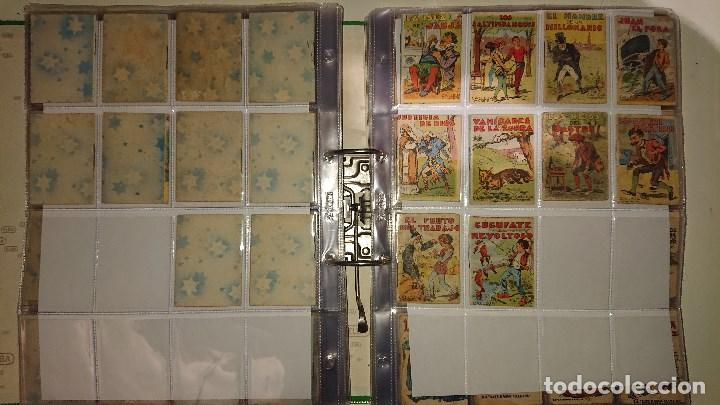 Libros antiguos: Archivador con 294 mini cuentos de calleja antiguos originales , leer descripcion - Foto 12 - 194089111