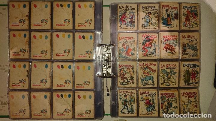 Libros antiguos: Archivador con 294 mini cuentos de calleja antiguos originales , leer descripcion - Foto 16 - 194089111