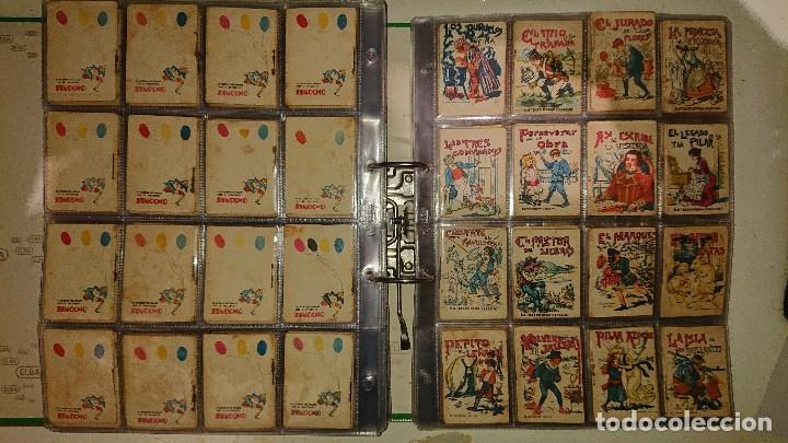 Libros antiguos: Archivador con 294 mini cuentos de calleja antiguos originales , leer descripcion - Foto 17 - 194089111