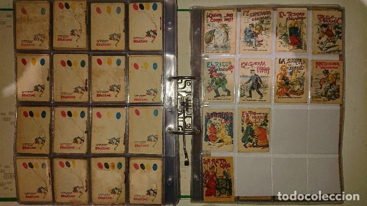 Libros antiguos: Archivador con 294 mini cuentos de calleja antiguos originales , leer descripcion - Foto 18 - 194089111