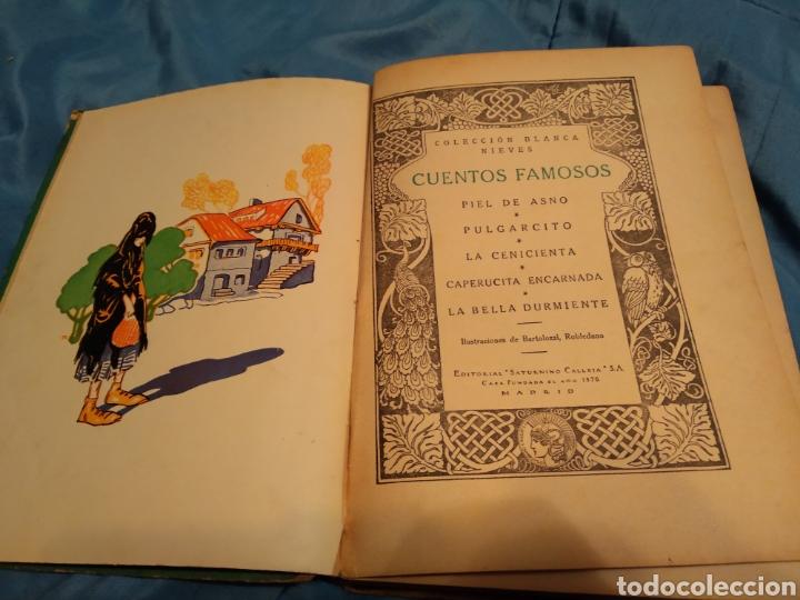Libros antiguos: Libro cuentos calleja - Foto 2 - 194126892