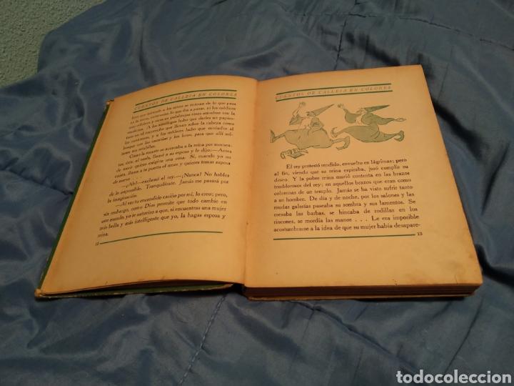Libros antiguos: Libro cuentos calleja - Foto 4 - 194126892