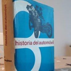 Libri antichi: HISTORIA DEL AUTOMÓVIL KURT HÜNNINGHAUS. Lote 194168398