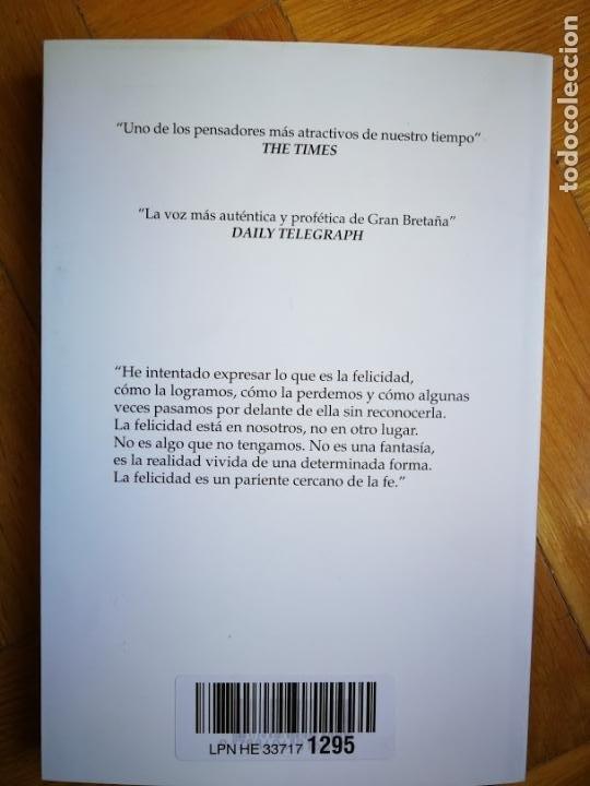 Libros antiguos: CELEBRAR LA VIDA - ENCONTRAR LA FELICIDAD DONDE NO SE ESPERA - JONATHAN SACKS - Foto 2 - 194187137