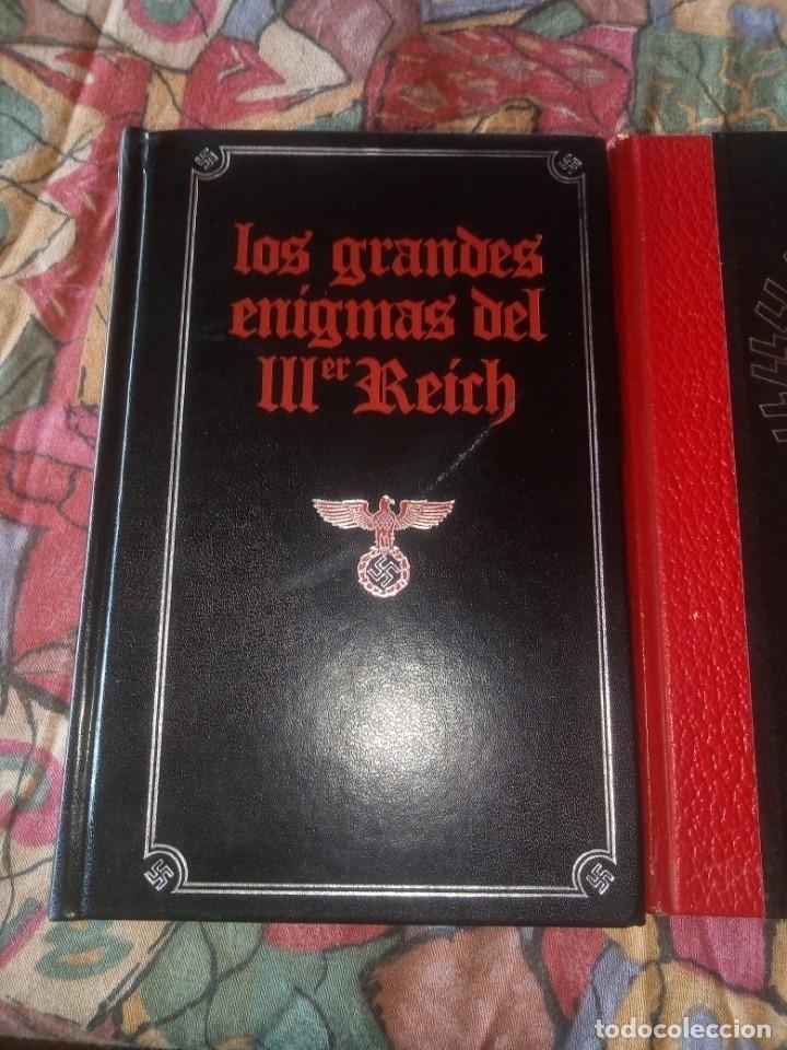 Libros antiguos: Lote 3 títulos III Reich Historia de la gestapo - Foto 2 - 194197291