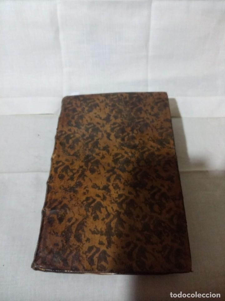 Libros antiguos: ~~~~ ELEMENTA PHYSICAE, PETRO MUSSCHENBROEK - 1800, 2º TOMO, GRABADOS DESPLEGABLES. ~~~~ - Foto 9 - 194203837