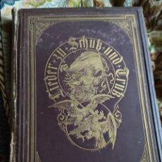 Libros antiguos: LIEDER ZU SCHUTZ UND TRUTZ. FRANZ LIPPERHEIDE. 1871. Lote 194219996