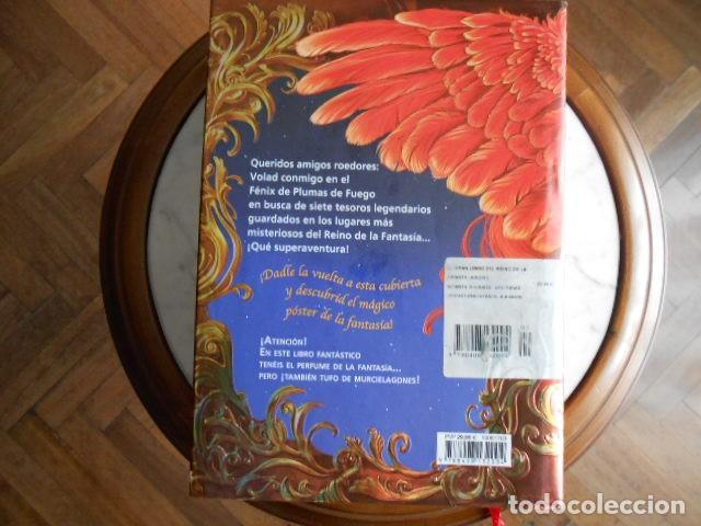 Libros antiguos: EL GRAN LIBRO DEL REINO DE LA FANTASIA DE GERÓNIMO STILTON - Foto 2 - 194220782