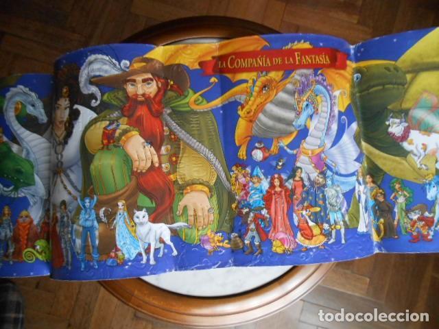 Libros antiguos: EL GRAN LIBRO DEL REINO DE LA FANTASIA DE GERÓNIMO STILTON - Foto 6 - 194220782