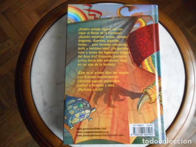 Libros antiguos: EN EL REINO DE LA FANTASIA DE GERÓNIMO STILTON - Foto 3 - 194221872