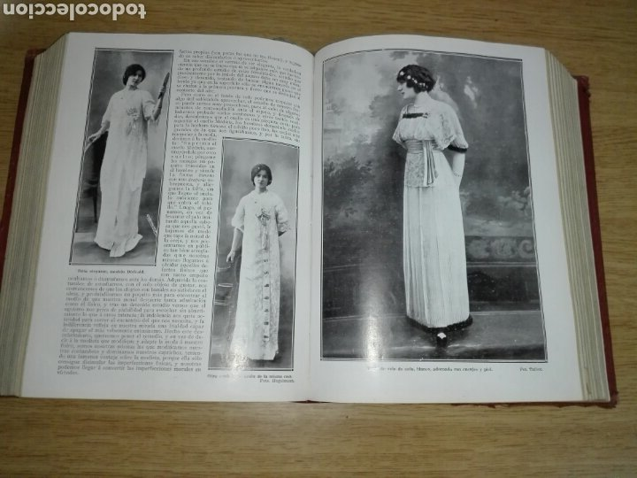 Libros antiguos: Blanco y negro 1913 - Foto 5 - 194224822