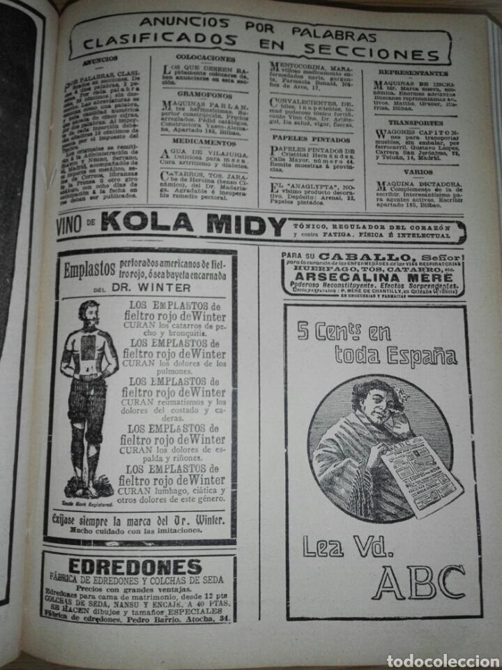 Libros antiguos: Blanco y negro 1913 - Foto 9 - 194224822