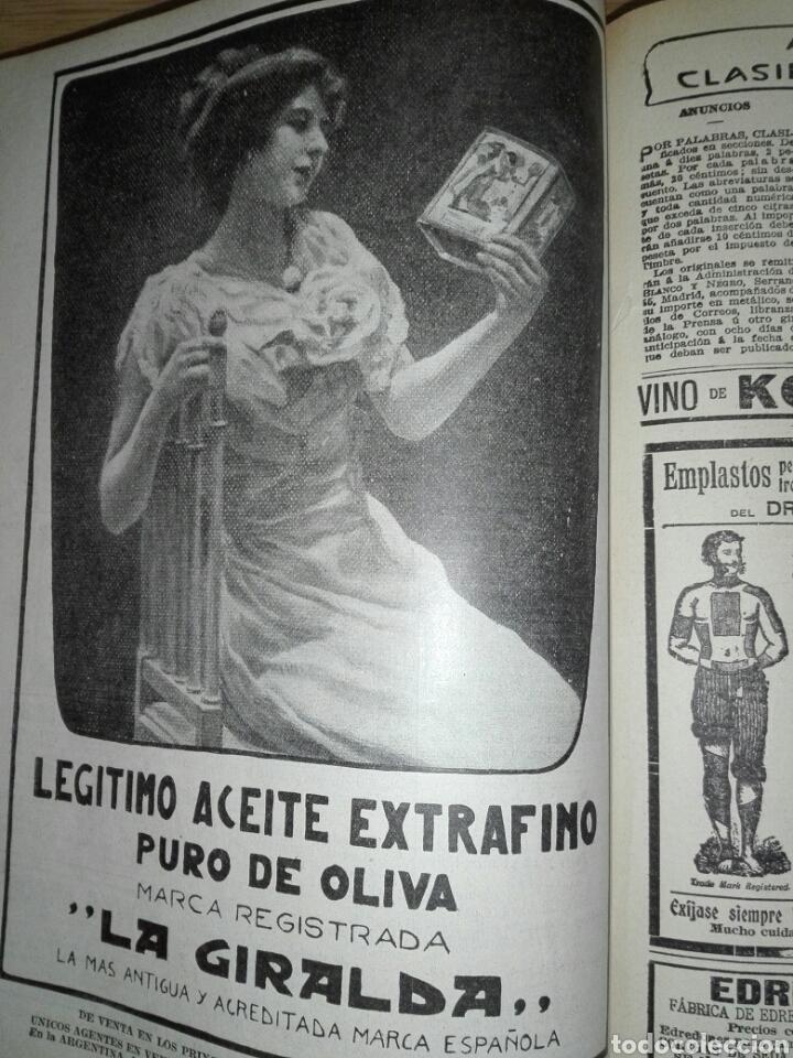 Libros antiguos: Blanco y negro 1913 - Foto 11 - 194224822