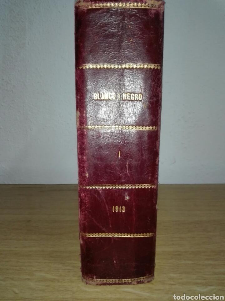BLANCO Y NEGRO 1913 (Libros Antiguos, Raros y Curiosos - Bellas artes, ocio y coleccionismo - Otros)