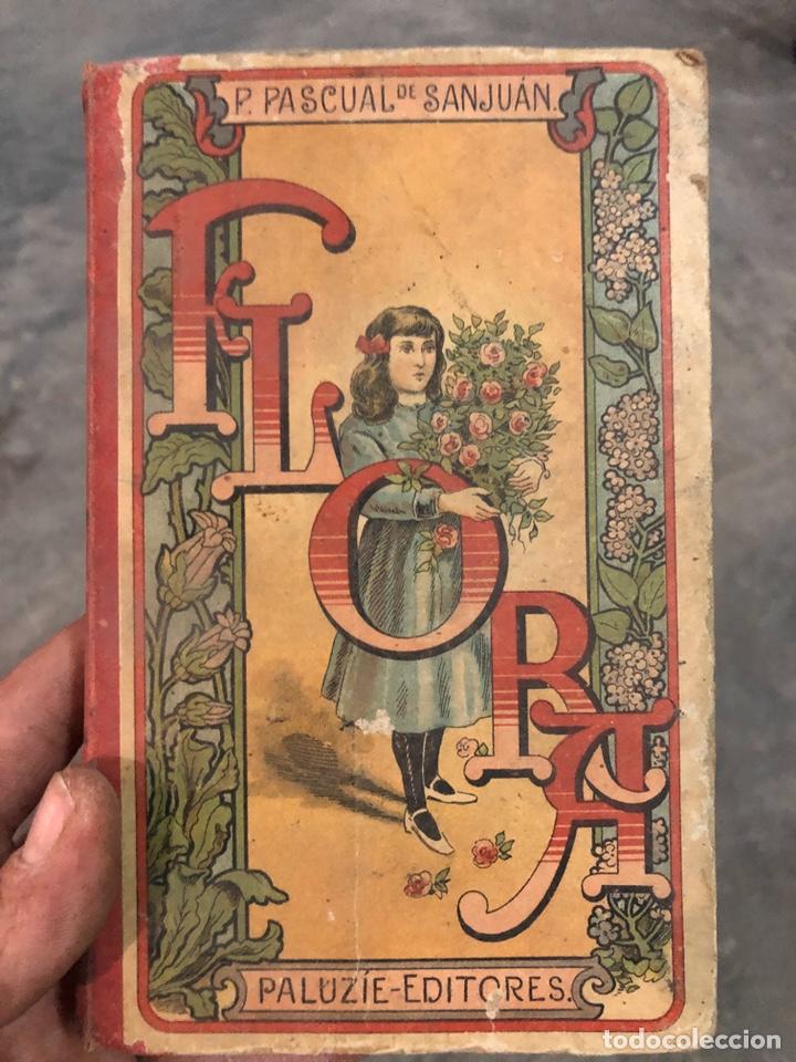 FLORA O LA EDUCACIÓN DE UNA NIÑA 1907 (Libros Antiguos, Raros y Curiosos - Pensamiento - Otros)