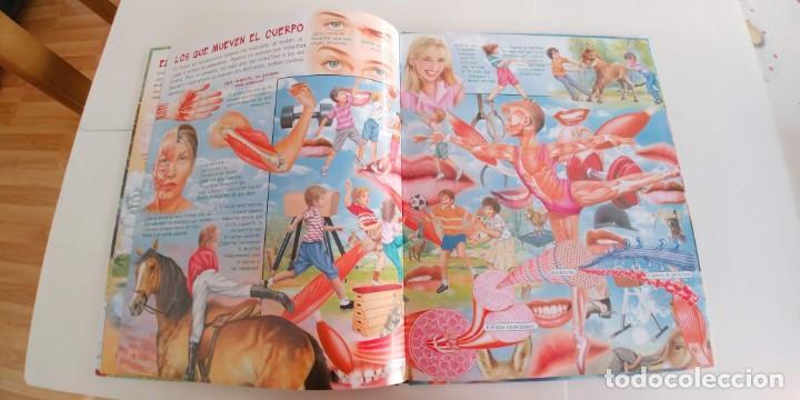 Libros antiguos: BUSCA EN EL CUERPO HUMANO,SUSAETA,TAPA DURA,,NUEVO - Foto 2 - 194235478