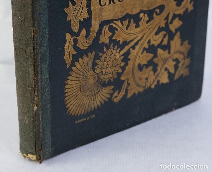 Libros antiguos: Los héroes de las cruzadas - Pedro Umbert - Imprenta de Henrich y Comp. en Comandita - Foto 5 - 194322962