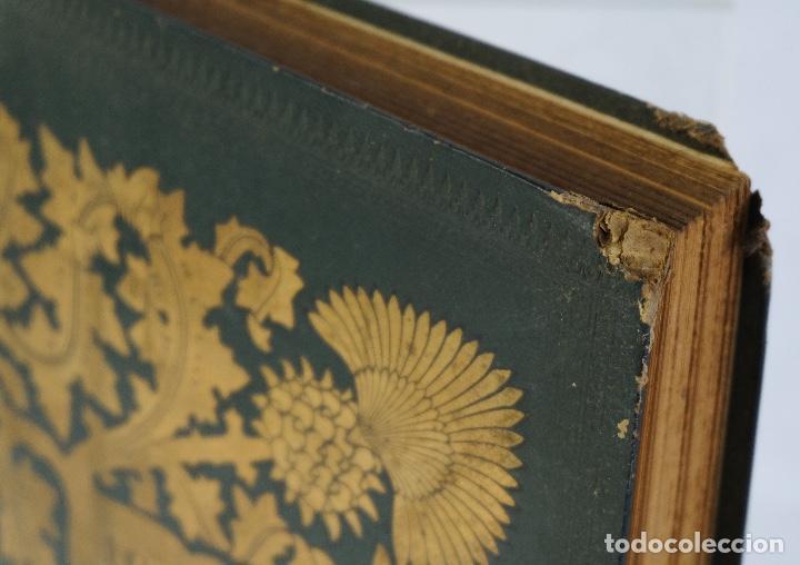 Libros antiguos: Los héroes de las cruzadas - Pedro Umbert - Imprenta de Henrich y Comp. en Comandita - Foto 6 - 194322962