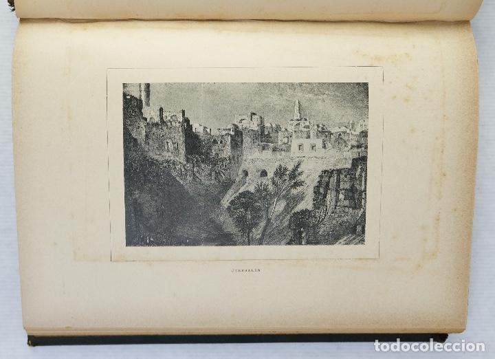 Libros antiguos: Los héroes de las cruzadas - Pedro Umbert - Imprenta de Henrich y Comp. en Comandita - Foto 10 - 194322962