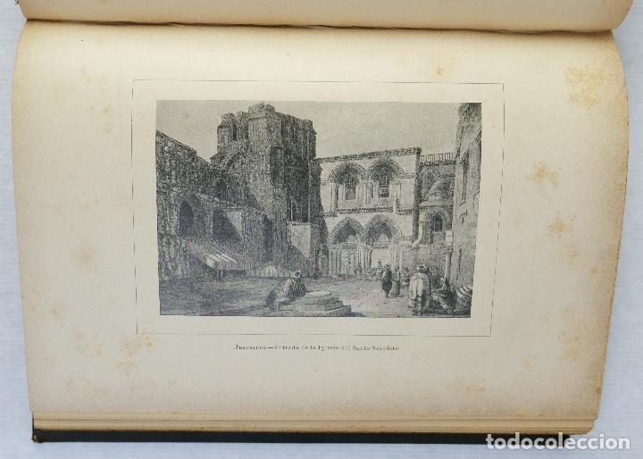 Libros antiguos: Los héroes de las cruzadas - Pedro Umbert - Imprenta de Henrich y Comp. en Comandita - Foto 11 - 194322962