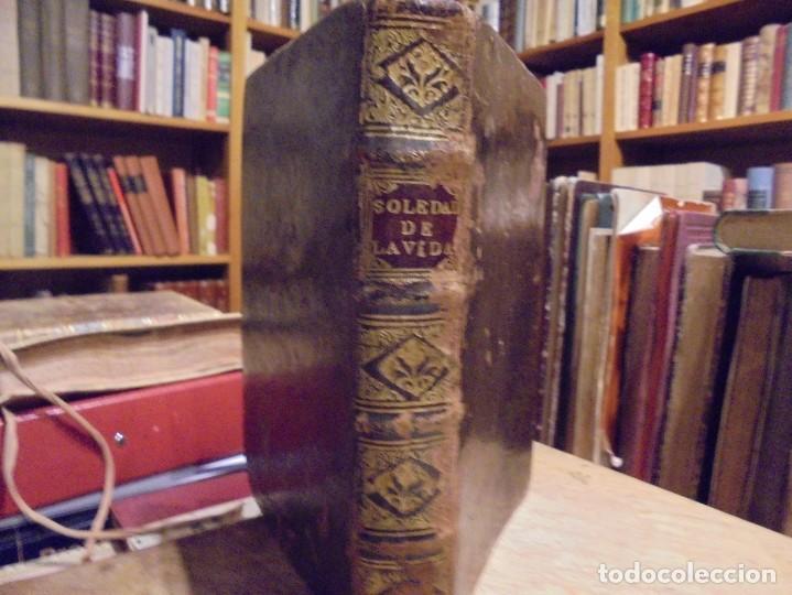 SOLEDADES DE LA VIDA. CRISTOBAL LOZANO. 1672 (Libros Antiguos, Raros y Curiosos - Literatura - Otros)
