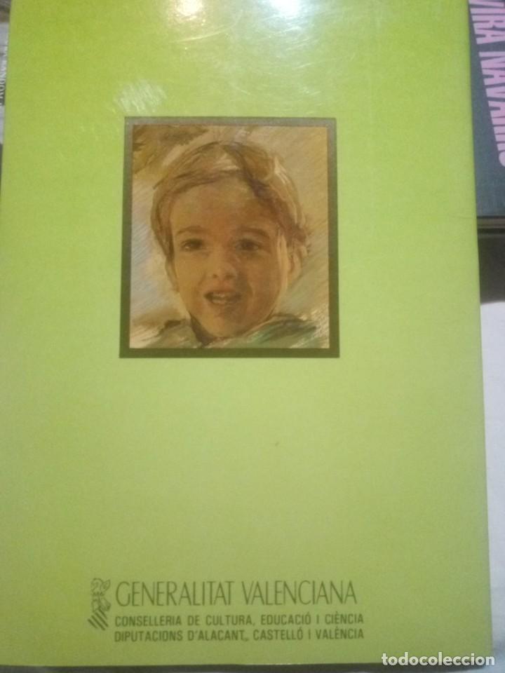 Libros antiguos: Aventura dun dia de Mercat - Vicent Andrés Estellés- Edición 1987 - Foto 2 - 194333918