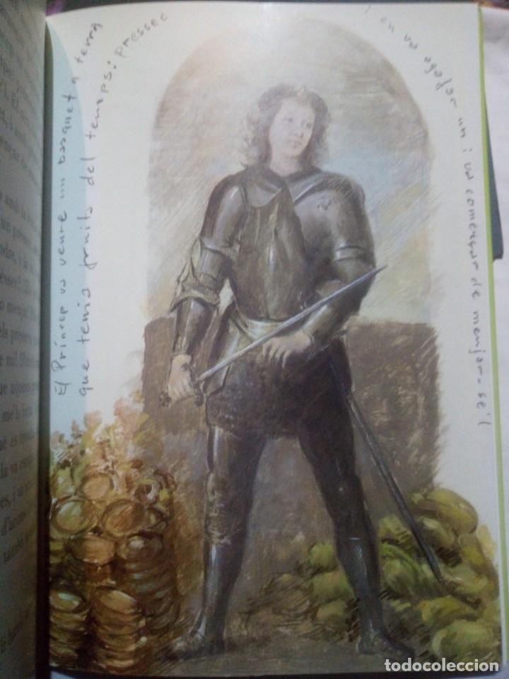 Libros antiguos: Aventura dun dia de Mercat - Vicent Andrés Estellés- Edición 1987 - Foto 4 - 194333918
