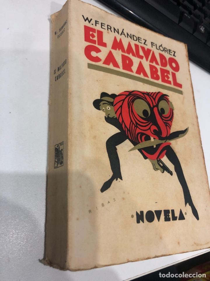 Libros antiguos: El maleado carabel - Foto 2 - 194337627