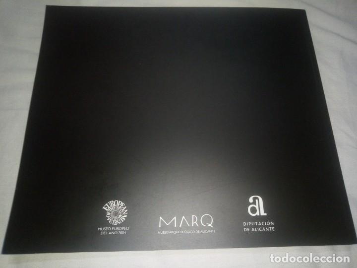 Libros antiguos: Libro Guía de vista Musealizacion de la illeta Dels Banyets - Edición de 2006 - Foto 2 - 194337756